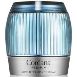 Увлажняющий гель-крем Coreana Premium, 50мл