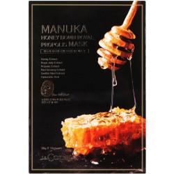 Маска для лица Dr.Pepti Manuka Honey Bomb Royal Propolis