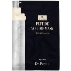 Маска для лица Dr.Pepti Peptide Volume Mask Premium
