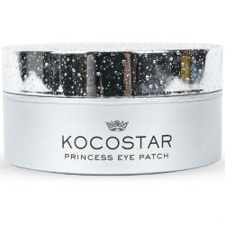 Гидрогелевые патчи для глаз Kocostar Princess Eye Patch Silver