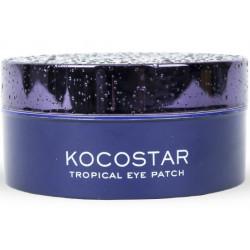 Гидрогелевые патчи для глаз Kocostar Tropical, ягоды асаи