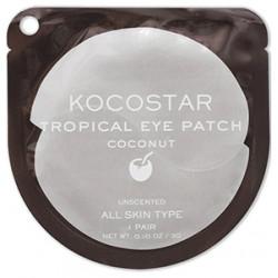 Гидрогелевые патчи для глаз Kocostar Tropical кокос