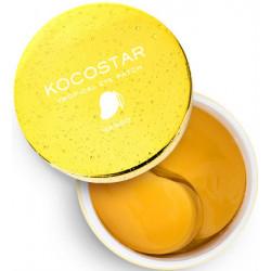 Гидрогелевые патчи для глаз Kocostar Tropical Манго
