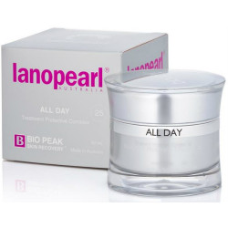 Крем защитный дневной Lanopearl All Day