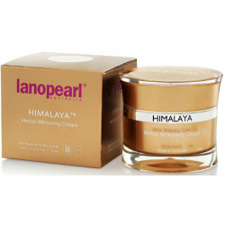 Крем отбеливающий Lanopearl Himalaya Herbal Whitening Cream