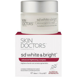 Отбеливающий крем Skin Doctors SD White&Bright