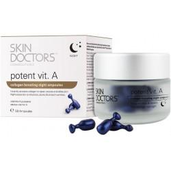 Skin Doctors Potent Vit.А - ночная сыворотка с Витамином А
