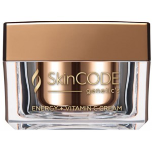 SkinСode genetic's Energy + Vitamin C Creme